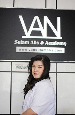 VAN Sulam Alis Surabaya Timur by Fanny Wiratma Chandra