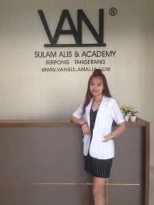 VAN Sulam Alis Jakarta Barat by Fanny Wiratma Chandra