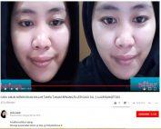 Cara Aman Meniruskan Wajah Dengan V-Shaped Mummy Mask
